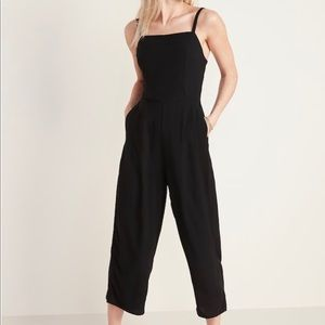Old Navy Square-Neck Cami Jumpsuit